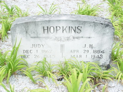 Judy <i>Garmon</i> Hopkins