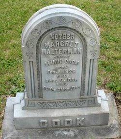 Margret <i>Halterman</i> Cook