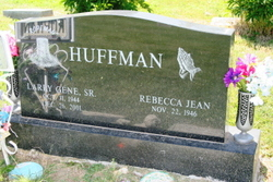 Larry Gene HUFFMAN, Sr