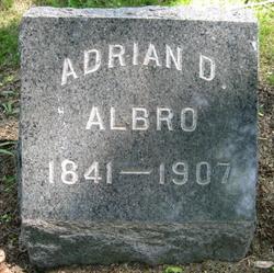 Adrian Dunham Albro