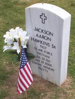 Jackson Aaron Hawkins, Sr