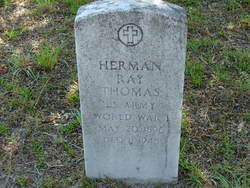 Herman Ray Thomas