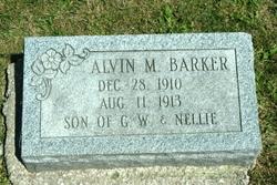 Alvin M Barker
