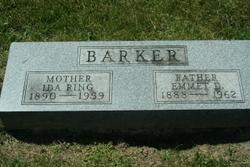 Ida Mae <i>Ring</i> Barker