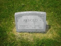 Martha Jane <i>Labounty</i> Arnold
