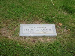Clyde Gale Adams