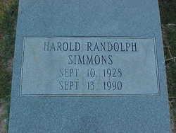 Harold Randolph Simmons