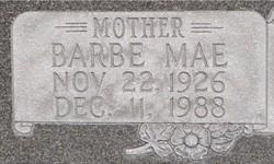 Barbe Mae Moen