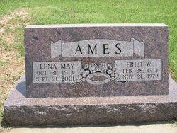 Lena May <i>King</i> Ames