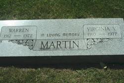 Virginia V. MARTIN