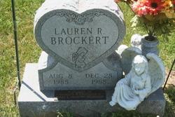 Lauren R BROCKERT