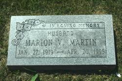 Marion V. MARTIN