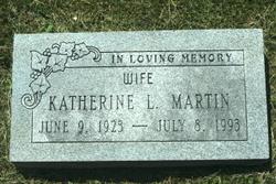 Katherine L. MARTIN