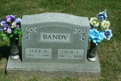 Alice N. BANDY
