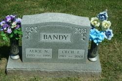 Cecil L. BANDY