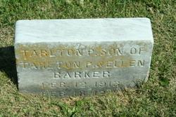 Tarlton P. BARKER