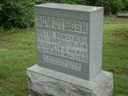 Milton Rowdybush