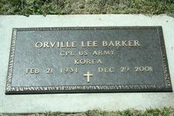 Orville L. BARKER