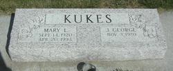 Mary L Kukes