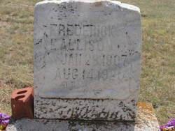 Frederick E Allison