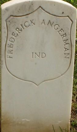 Frederick Angerman