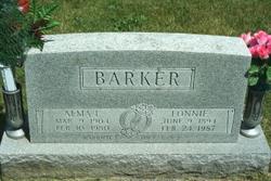 Alma I Barker