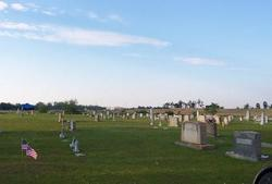 State Line Baptist Cemetery