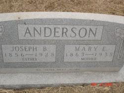 Mary Elizabeth <i>Campbell</i> Anderson