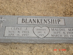 Clint Jefferson Blankenship