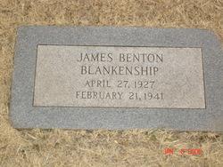James Benton Blankenship