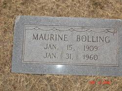 Maurine Bolling