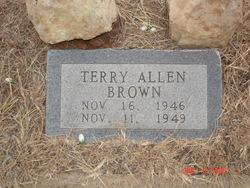 Terry Allen Brown