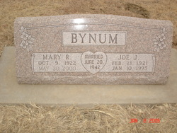 Joe James Bynum