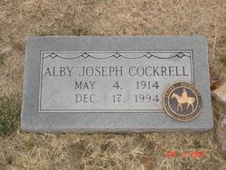 Alby Joseph Cockrell