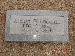 Alonzo Gersham 'Lonnie' Cockrell