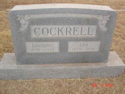 Lavader Beatrice <i>Parker</i> Cockrell