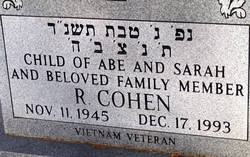 R. Cohen