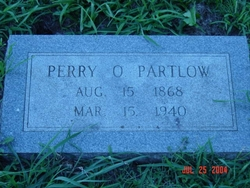 Perry O. Partlow