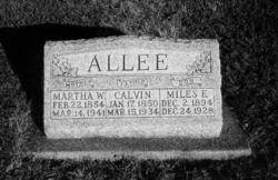 Miles E Allee