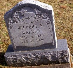 Wilbert R Walker