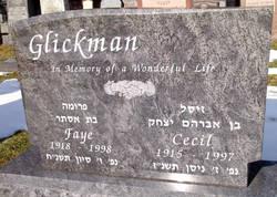 Cecil Glickman
