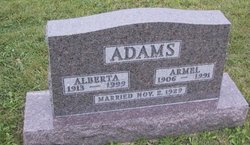 Armel Adams
