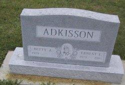 Betty A Adkisson