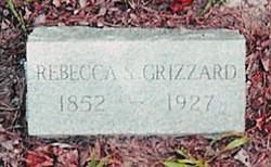 Rebecca Henry <i>Spence</i> Grizzard
