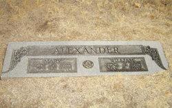 Mary Elizabeth <i>Choate</i> Alexander