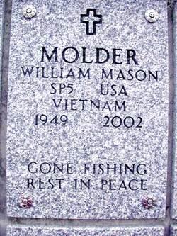 William Mason Molder