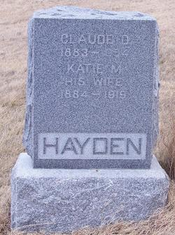 Claude DeForest Hayden
