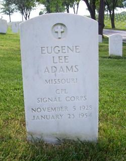 Eugene Lee Adams