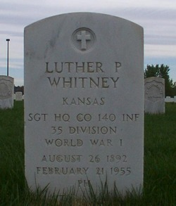 Luther P. Whitney