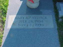 Mary <i>Cumming</i> Aycock